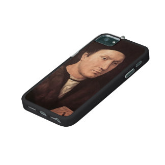 Hans Memling- Portrait of a Man iPhone 5 Covers