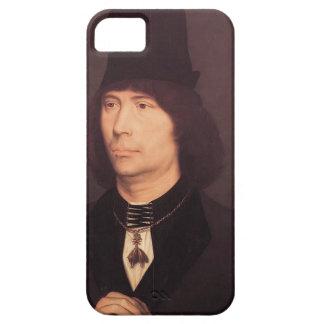 Hans Memling: Portrait of Anthony of Burgundy iPhone 5 Case