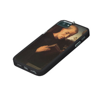Hans Memling- Portrait of Benedetto Portinari iPhone 5 Cover