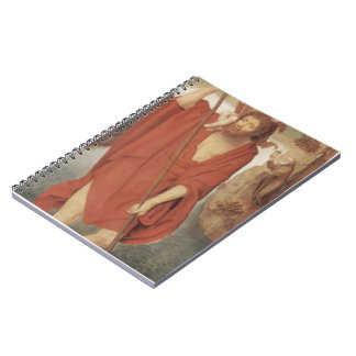 Hans Memling- St Christopher Cuaderno