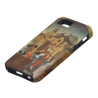 Hans Memling- St. Ursula and her companions iPhone 5 Covers