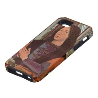Hans Memling- The Donor iPhone 5 Cover