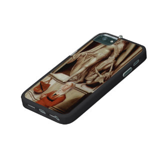 Hans Memling- The Last Judgment, triptych iPhone 5/5S Cover