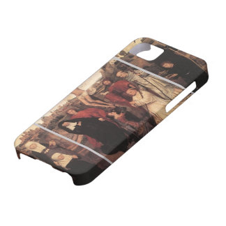 Hans Memling- Triptych of Jan Crabbe iPhone 5 Covers