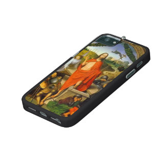 Hans Memling- Triptych of the Resurrection Cover For iPhone 5/5S