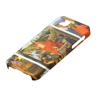 Hans Memling- Triptych of the Resurrection iPhone 5 Cover
