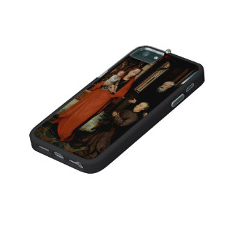 Hans Memling- Virgin and Child with St. Anthony Cover For iPhone 5