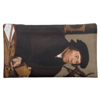 Hans The Younger Art Cosmetic Bag