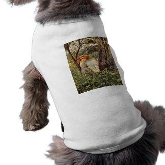 Hans Thoma - en la sol Camiseta De Perrito