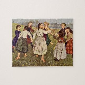 Hans Thoma - guardería Puzzle Con Fotos