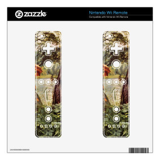 Hans Thoma - In the sunshine Wii Remote Decal