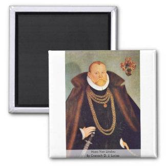 Hans Von Lindau By Cranach D.J. Lucas Iman