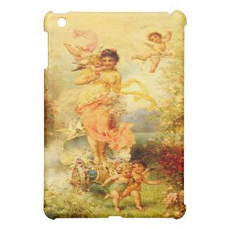 Hans Zatzka la diosa del caso del iPad del arte de