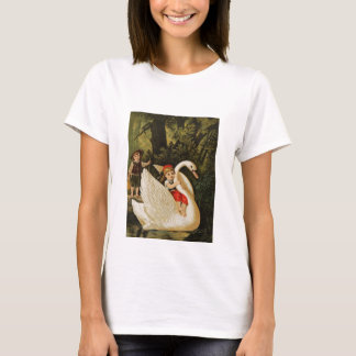 Hansel and Gretel and the Swan T-Shirt