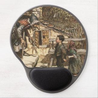 Hansel and Gretel by Arthur Rackham Gel Mouse Pad