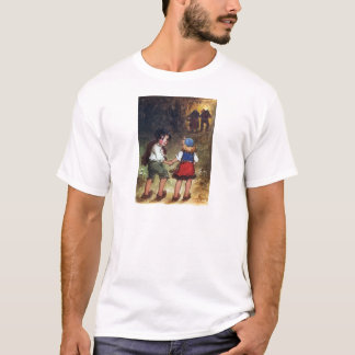 Hansel and Gretel Head Into the Woods T-Shirt