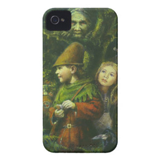 Hansel And Gretel iPhone 4 Case-Mate Barely There