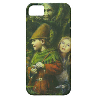 Hansel And Gretel iPhone 5 Case-Mate Barely There