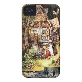 Hansel and Gretel vintage iphone 4 case