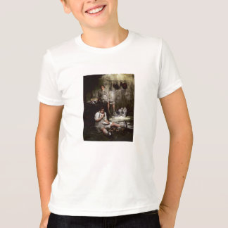 Hansel and Gretel with Chocolate Cake T-Shirt