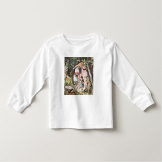 Hansel and Gretel with the Wicked Witch Toddler T-shirt