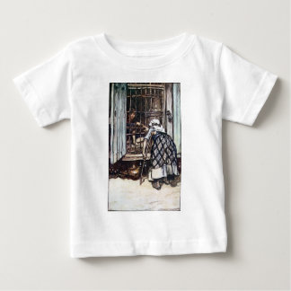 Hansel Caged by the Witch Baby T-Shirt