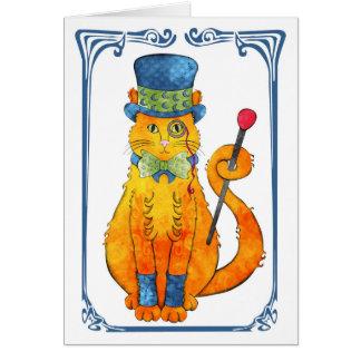 Hansel Greeting Card