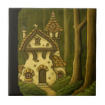 hansel & gretel fairytale ceramic tiles