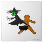 Hansel & Gretel Witch Tiles
