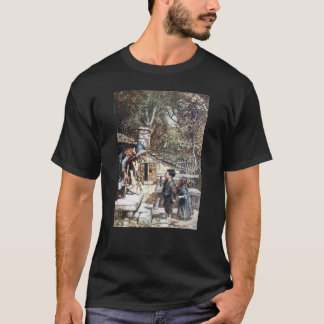Hansel & Grethel meet the Witch T-Shirt