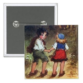 Hansel y Gretel dirigen en las maderas Pin