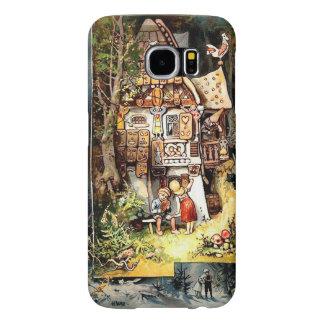 Hansel y Gretel Fundas Samsung Galaxy S6