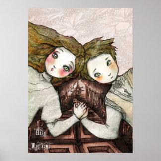 Hansel y Gretel Poster