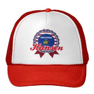 Hansen, WI Mesh Hats