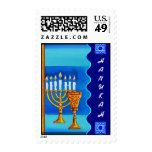 Hanukah Stamps