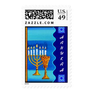 Hanukah Stamps