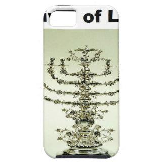 Hanukka - Festival of Lights iPhone 5 Case
