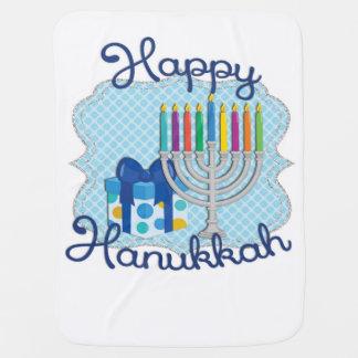 Hanukkah Blanket Stroller Blankets