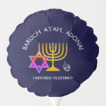 """Hanukkah Blessings 