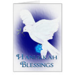 Hanukkah Blessings Card