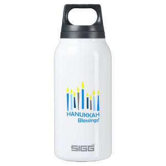 HANUKKAH BLESSINGS SIGG THERMO 0.3L INSULATED BOTTLE