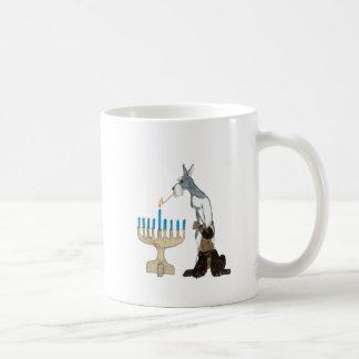 Hanukkah - Chanukah card Coffee Mug