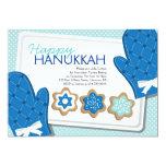 Hanukkah Cookie Party Invitations