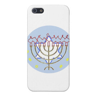 Hanukkah Cover For iPhone SE/5/5s