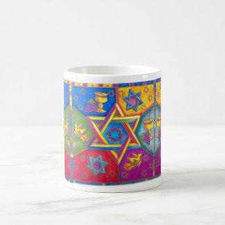 Hanukkah - CUP Classic White Coffee Mug