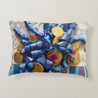 Hanukkah Decorative Pillow