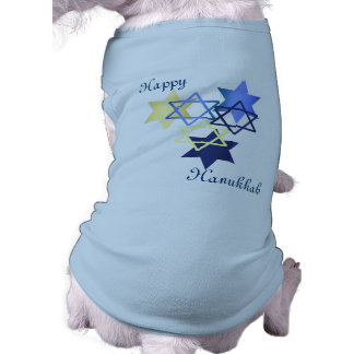 Hanukkah Dog Shirt