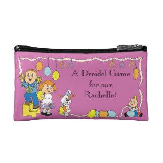 Hanukkah Dreidel Bag Personalize