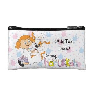Hanukkah Dreidel Bag Personalize for Dreidel Game