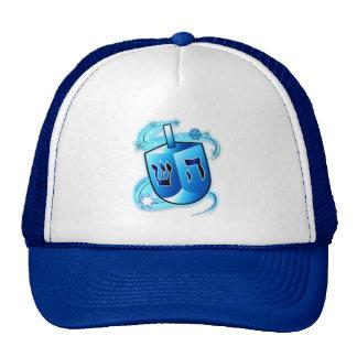 Hanukkah Dreidel Hat